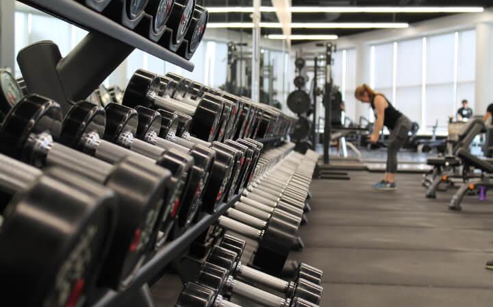 Automaty sprzedające dla siłowni