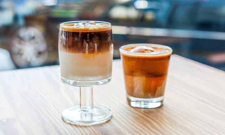 Różnica między cappuccino a latte