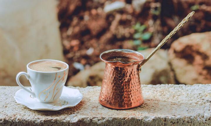 Kawa po turecku - kawa z tradycją