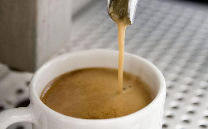 Kilka słów o kawie crema