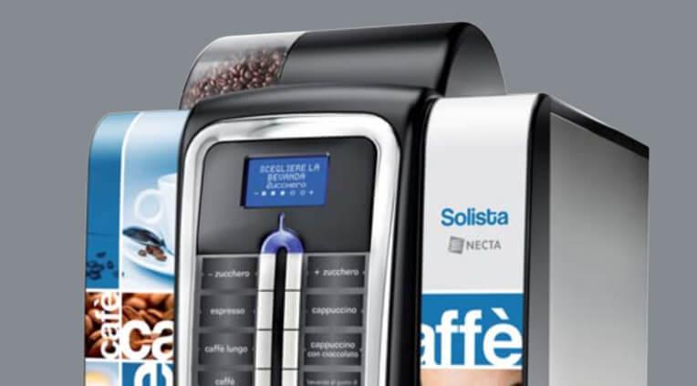 Automat do napojów Solista