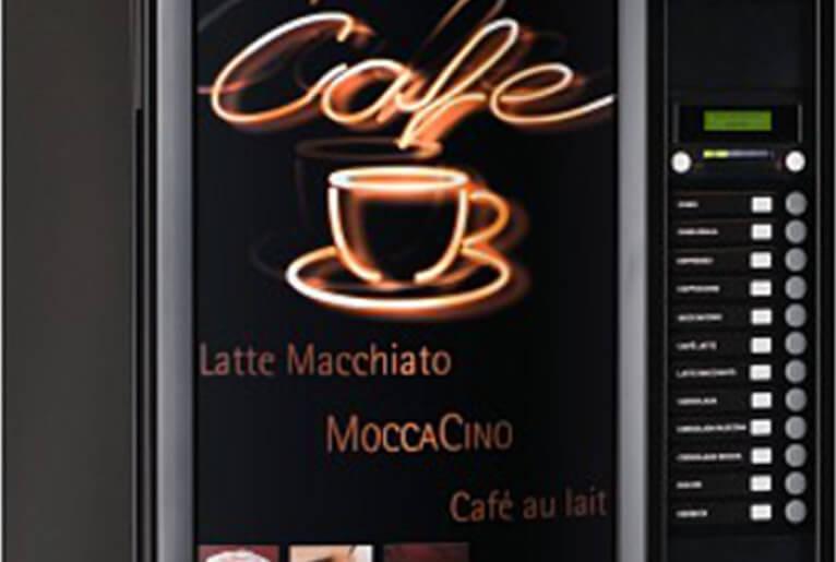 Automat do kawy Luce ECO