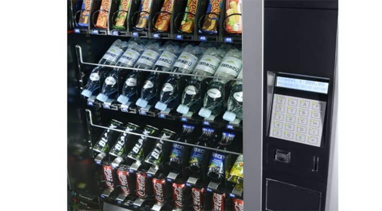Automat sprzedający LUCE ECO SNAC 3