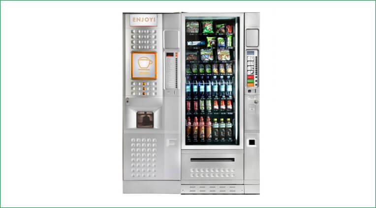 Automat sprzedający Caffe europa 2