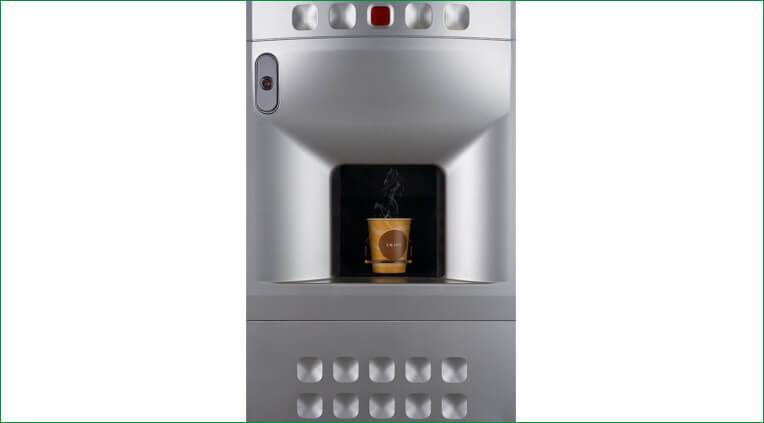 Automat sprzedający Caffe europa 5