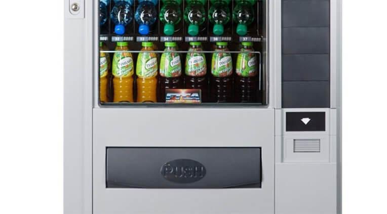 Automat sprzedający LUCE ECO SNAC 2
