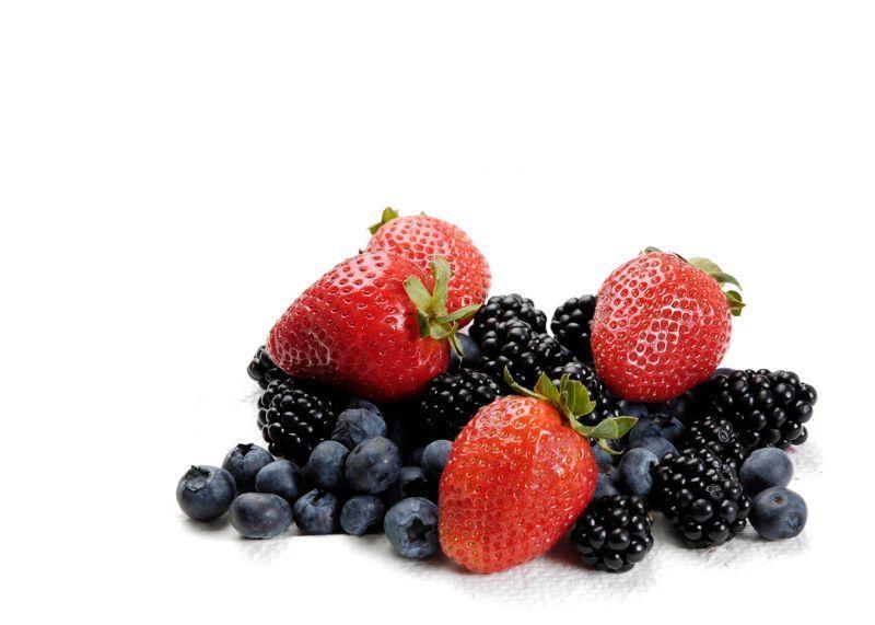 Zdrowa żywność - owoce